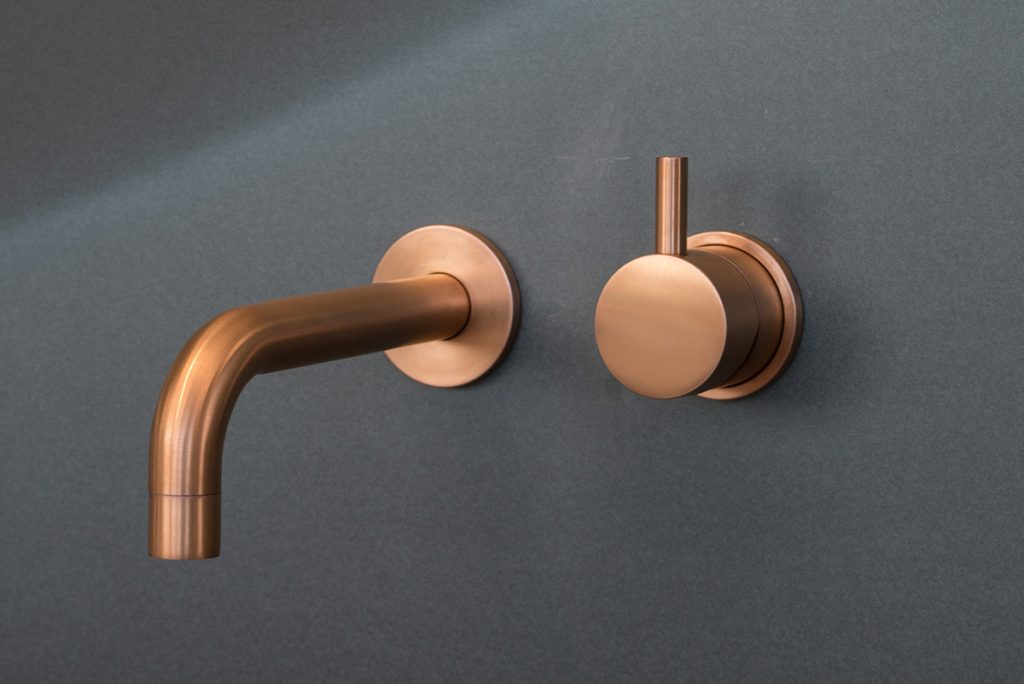 Architectural Ironmongery - Double Stone Steel