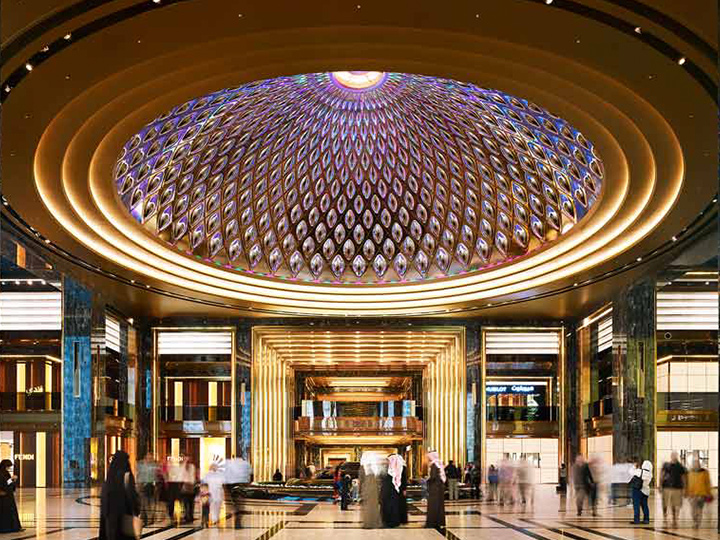 The Avenues, Kuwait – A lifestyle destination | Double Stone Steel