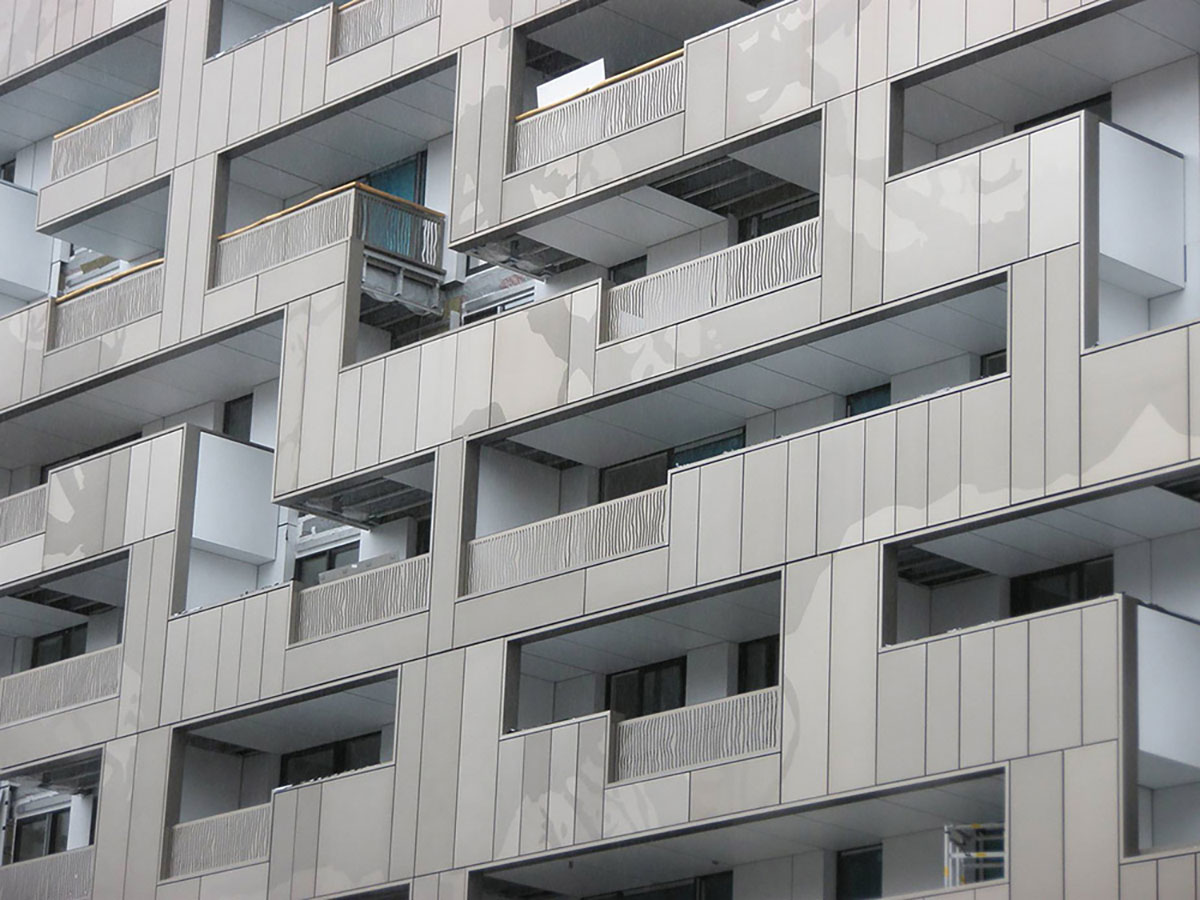 An introduction to hard-anodised aluminium coatings, their advantages and environmental implications for architectural cladding
