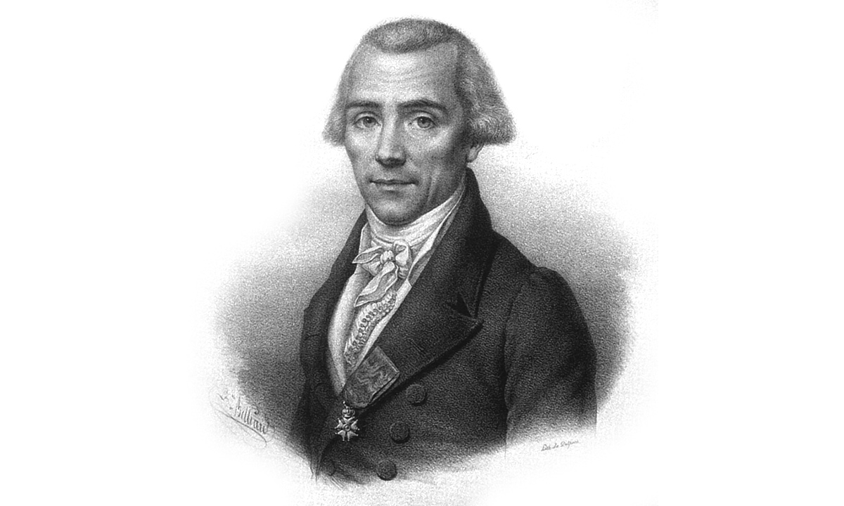 Prof Louis Nicolas Vauquelin (16 May 1763 – 14 November 1829) was a French pharmacist and chemist. He was the discoverer of both chromium in 1797 and beryllium in 1798.